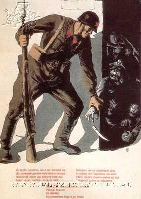 Napaść Na Polskę 1939 R Polska Zsrr Fotka4 Plakaty